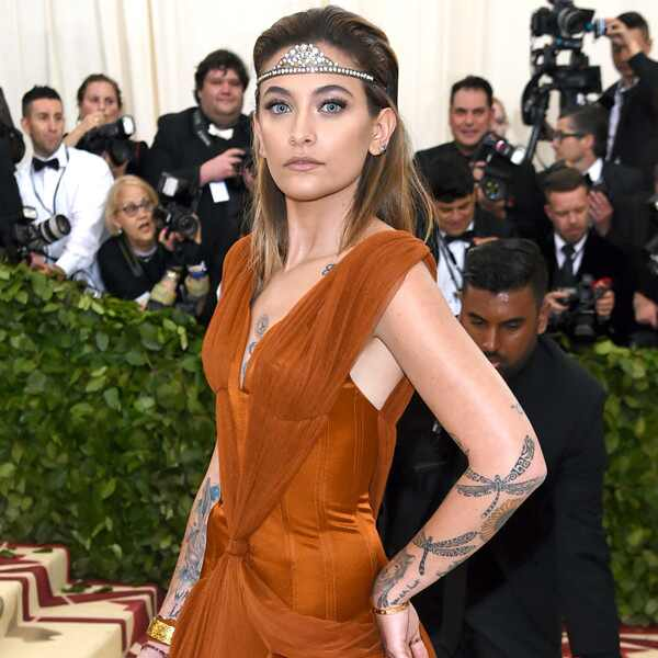 Paris Jackson, 2018 Met Gala, Red Carpet Fashions